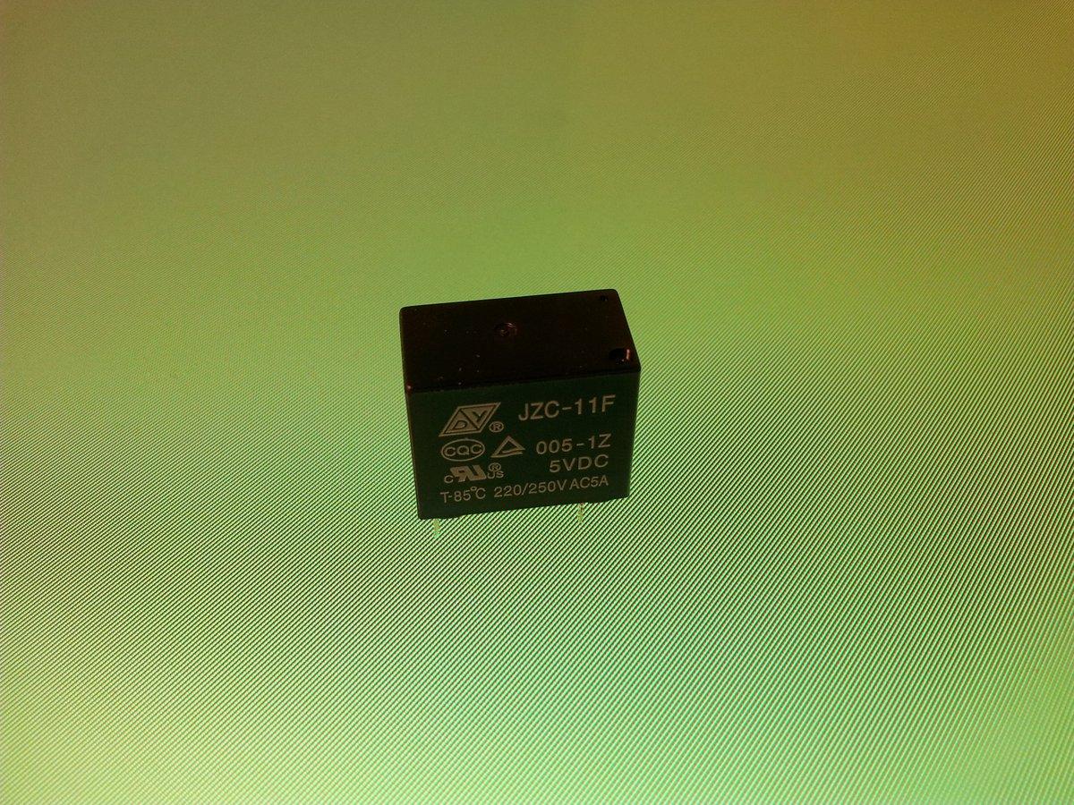 Cheap 5v relay