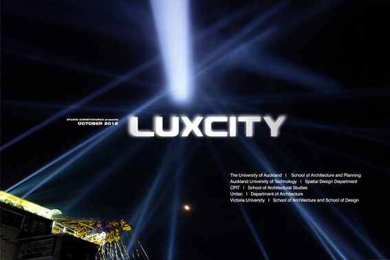 Luxcity event october 2012 christchurch