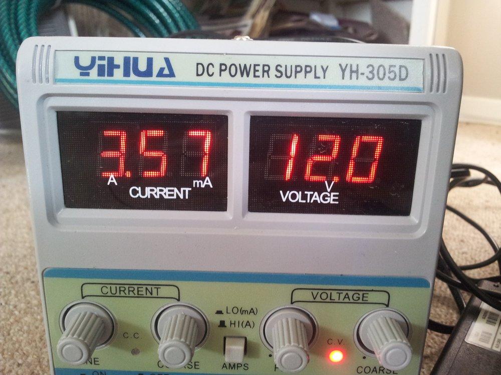 005 measuring power usage