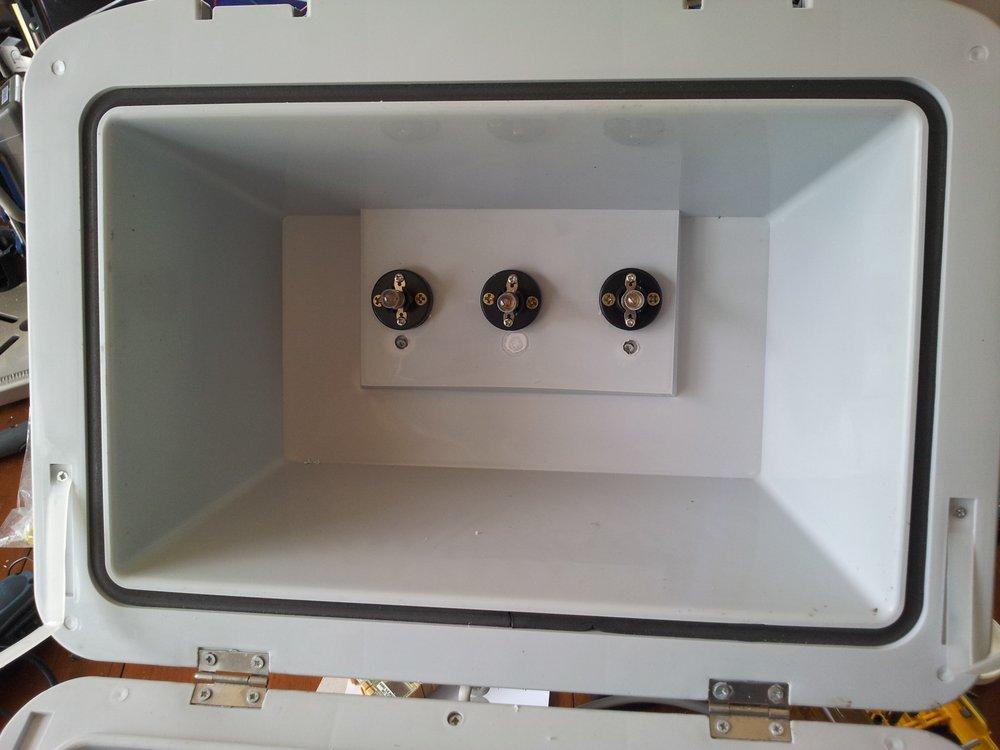021 light holders installed