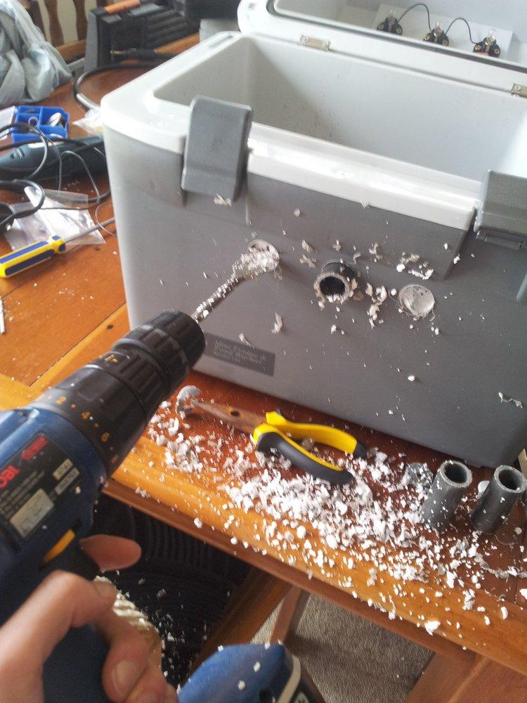 026 drilling air holes