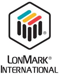 The logo of LonMark International. Image from http://www.prlog.org/.