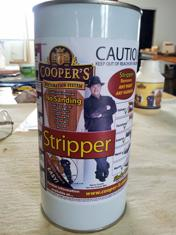 The Cooper's stripper.