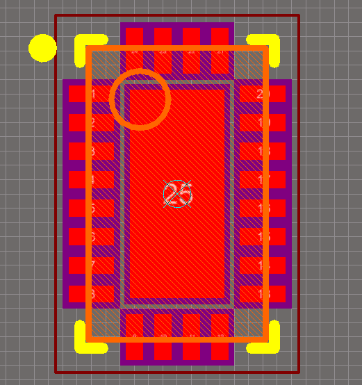 I recommend that you remove these vias and instead add them as needed at the PCB routing stage of the design process.