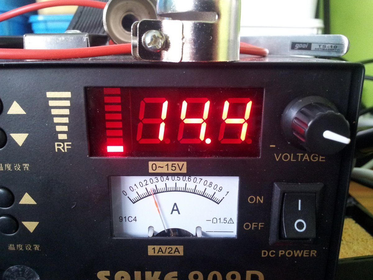 Monitoring the voltage and current is important while charging a lead-acid battery.