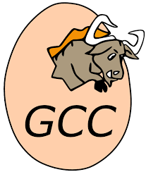 The GCC logo.