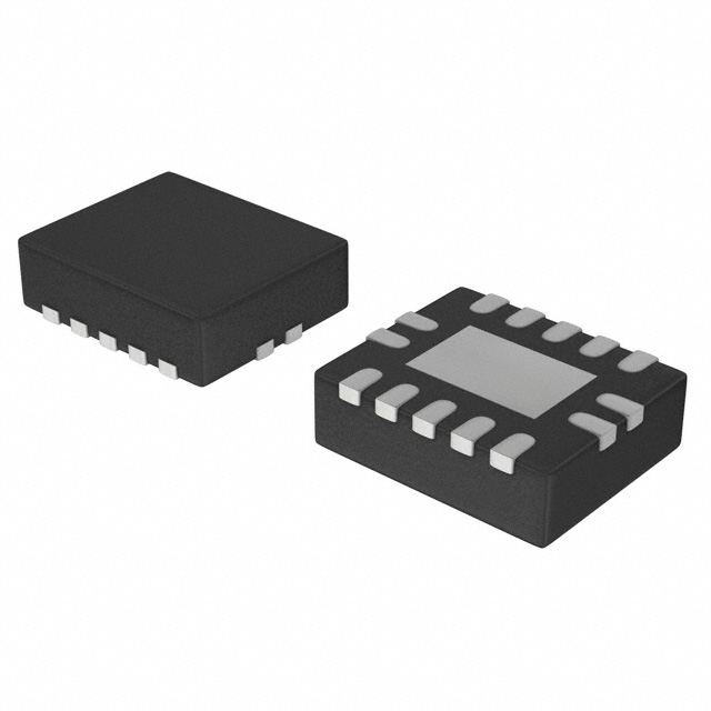 A 3D render of the SOT-762-1 component package.