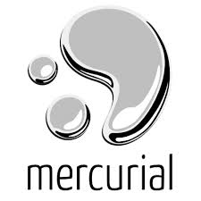 The Mercurial (Hg) SCM logo.