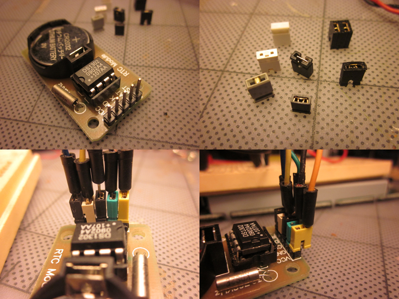 A clever way of using jumpers to connect test leads to header pins. Image from http://hackadaycom.files.wordpress.com/2013/06/dgcaicca.jpg.