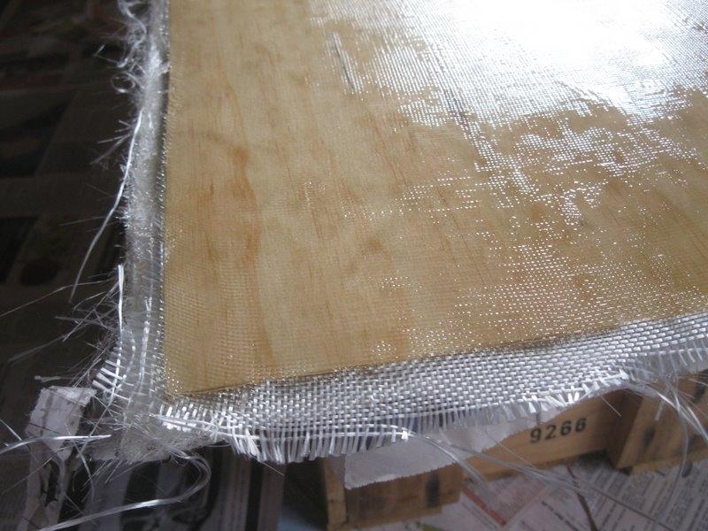 Adding weave