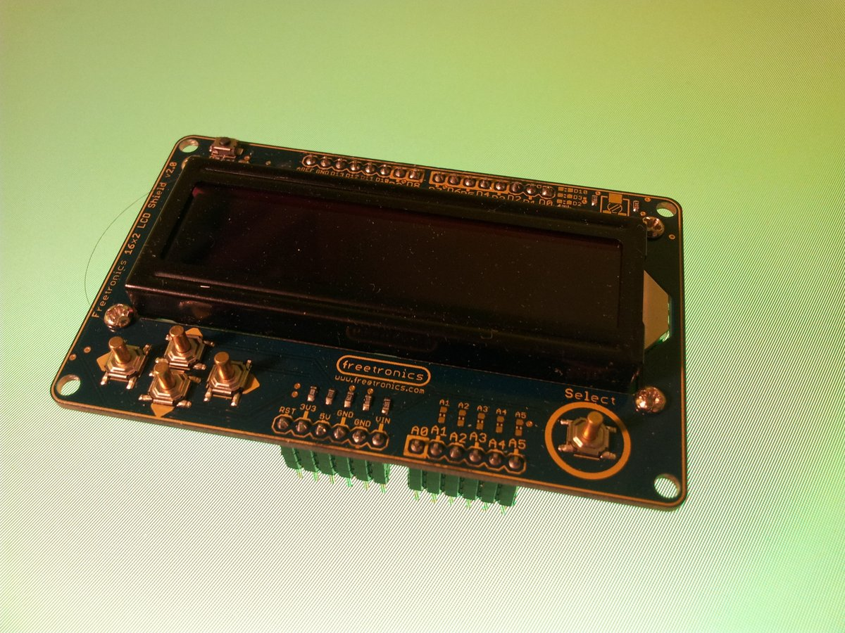 Arduino lcd shield 02