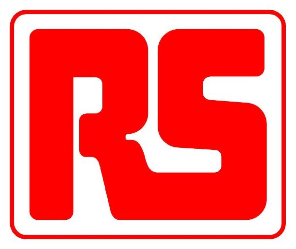 The RS Components logo.
