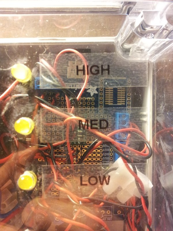 003 high med low leds
