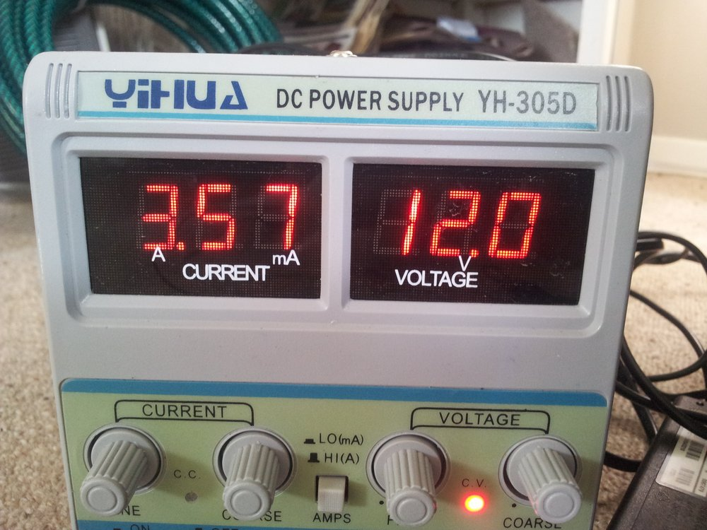 005 measuring power usage