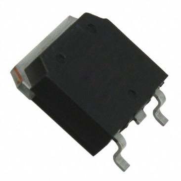Photo of the D3PAK (TO-268) component package.