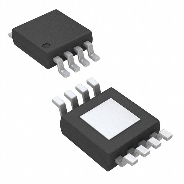 mbedded ninja | MSOP Component Package